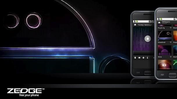 Zedge: tapety, živé tapety a vyzvánění pro Android zdarma